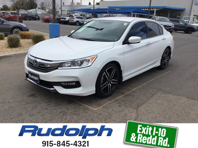 Pre Owned 2017 Honda Accord Sport Se