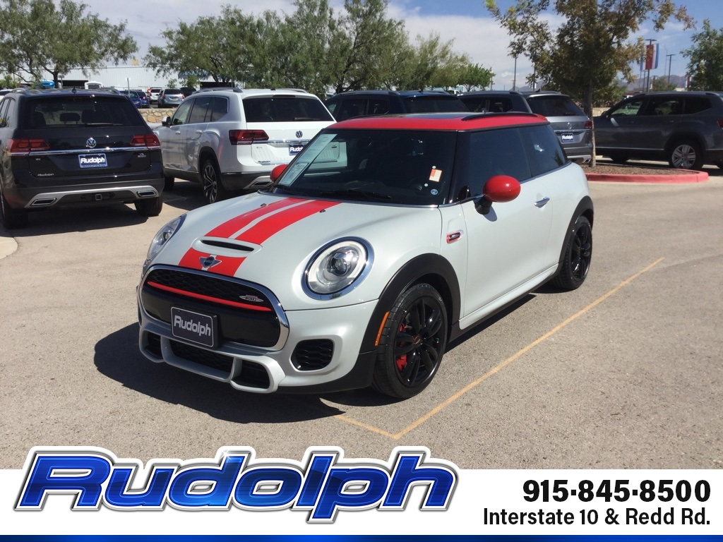 Pre-Owned 2016 MINI John Cooper Works Base