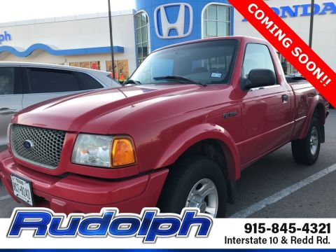 Pre-Owned 2003 Ford Ranger Edge