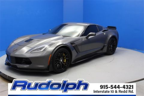 Pre-Owned 2016 Chevrolet Corvette Z06