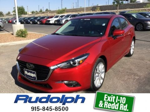 Pre-Owned 2017 Mazda3 GRANDTOUR A